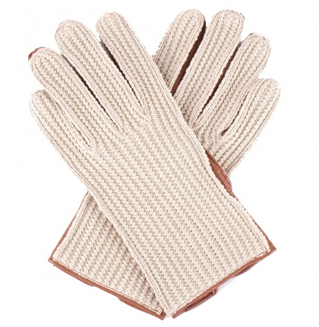 Dents Ladies Driving Gloves - String Back