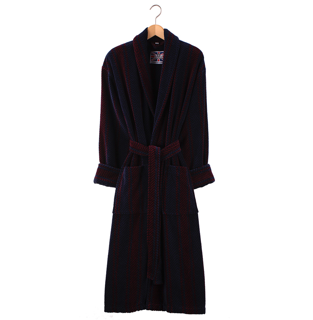 Men S Dressing Gowns: Bown Arbroath Men's Dressing Gown