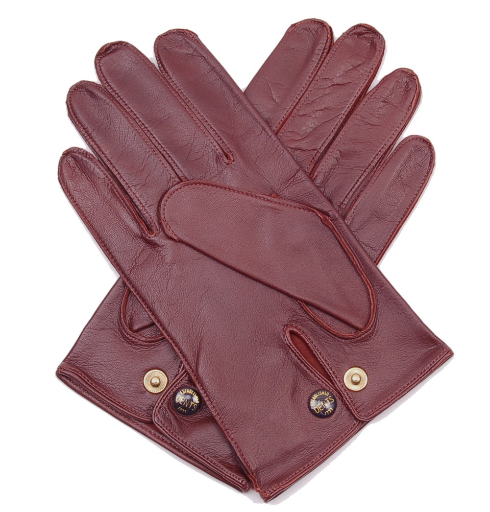 English leather driving gloves - Men S English Tan Leather Professional Driving Gloves By Dents