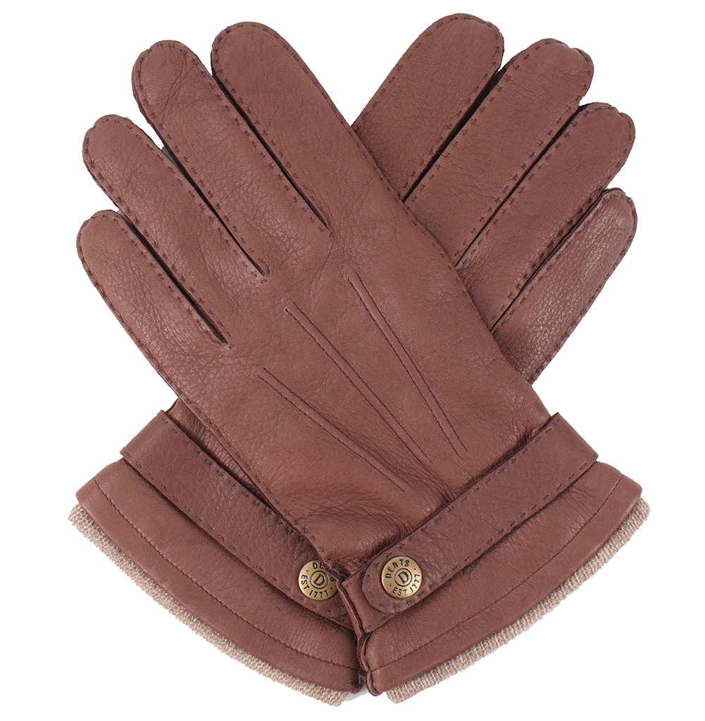 Mens deerskin gloves - Men S Deerskin Gloves With Cashmere Lining