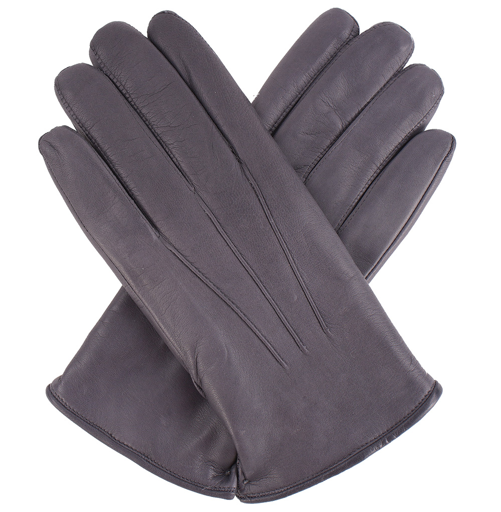 Mens Warm Winter Gloves Dress Gloves Thermal Lining Geniune Leather BLACK, XX-Large Product - Sole Trends (1 Pair) Insulated Genuine Leather Gloves For Men .
