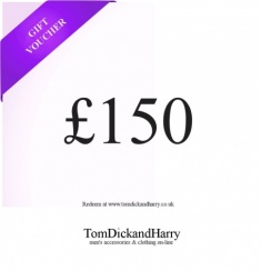 Tom Dick and Harry Gift Voucher - £150