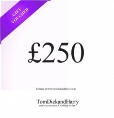 Tom Dick and Harry Gift Voucher - £250