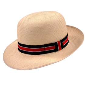 Tom Dick and Harry Folding Panama Hat - Natural Cuenca