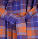 British Boxers Men's Dressing Gown - Tangerine Dream