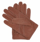 Dents Winchester Deerskin Driving Gloves - Havana
