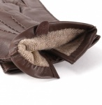 Dents Shaftesbury Touchscreen Gloves - Brown