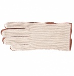 Dents Ladies Driving Gloves - String Back - Lined