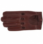 Tom Dick and Harry Men's Classic Driving Gloves - Chestnut