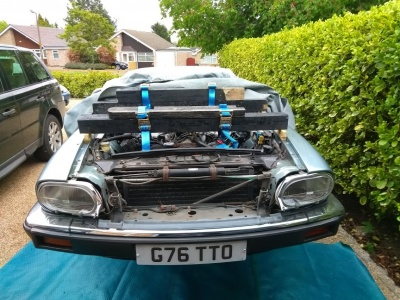 What Have I Done? Tales of a Jaguar XJS - Part 5