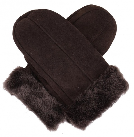 Dents Women's Sheepskin Mittens