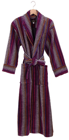 Bown Gold Label Men's Dressing Gown - Torino