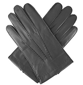 Dents Shaftesbury Touchscreen Gloves - Black