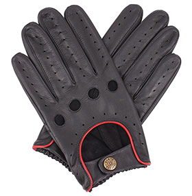 5cabce67f32f0 Tom Dick and Harry | Men's Leather Driving Gloves